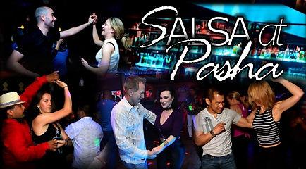 Shawn Gardner Dancing Salsa Fusion