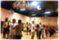 Adult dance lessons