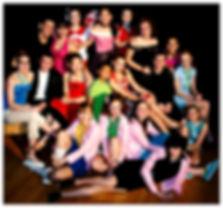 Youth Performance, Shawn Gardner Dancing