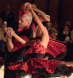 Shawn Gardner Dancing Adult Team