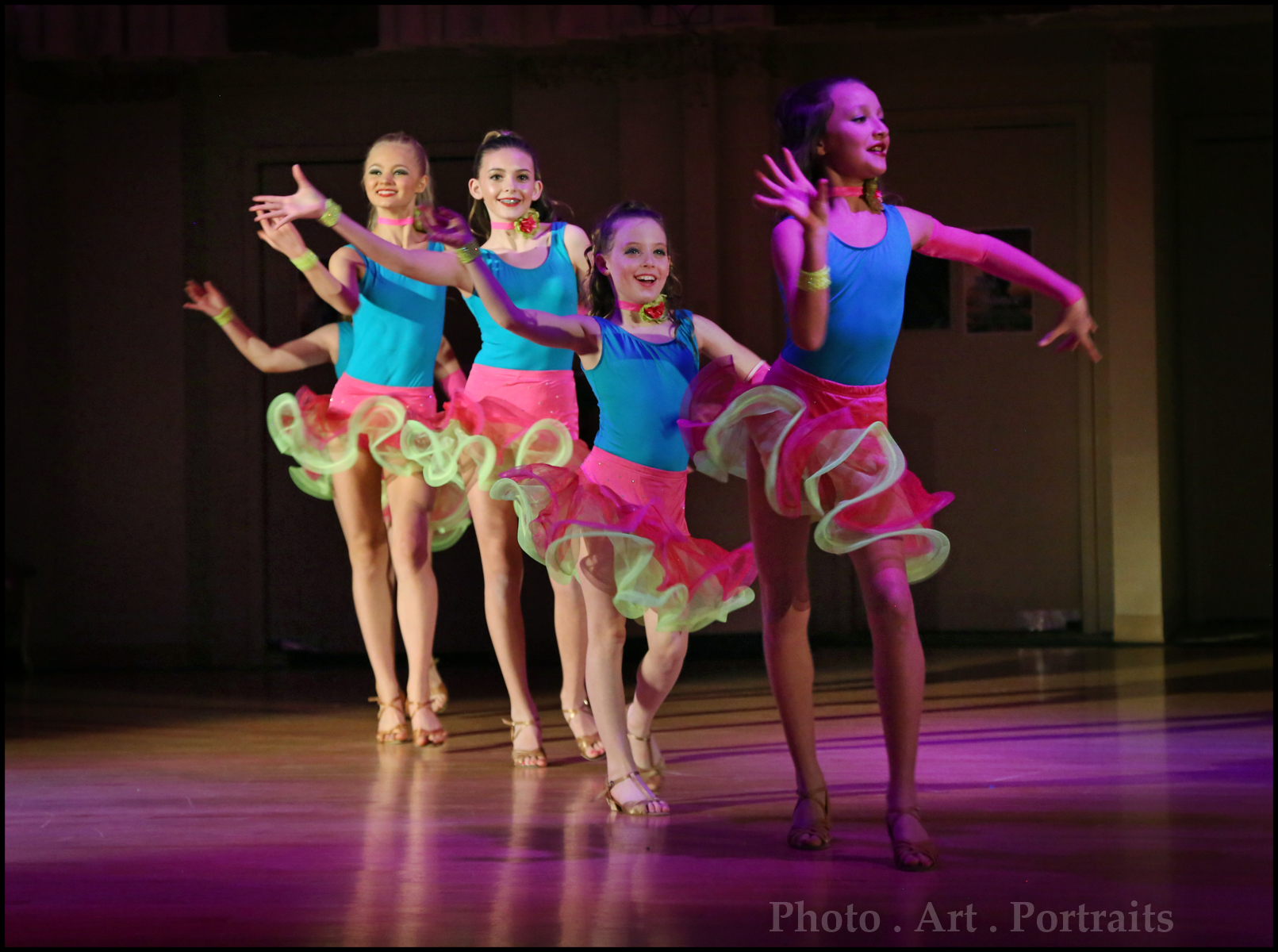 Shawn Gardner Dancing