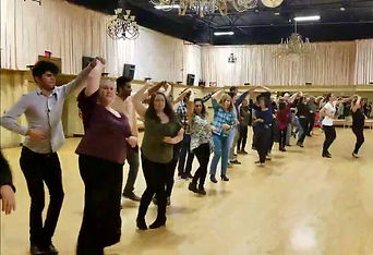 Adult Beginning Dance Lessons