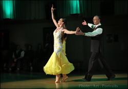 Shawn Gardner Dancing Pro/Am shows