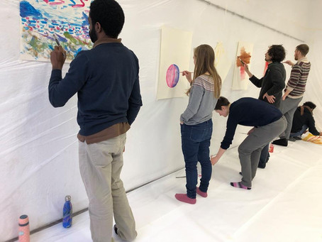 Join the 4th Wake Up Your Artist (WUYA) Retreat this spring