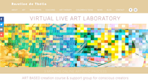 Roseline de Thelin's 'Virtual Live Art Lab' fully booked