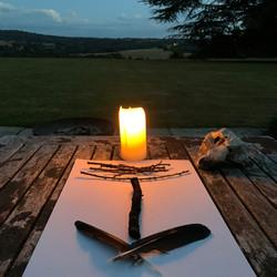 Sigil willow ritual
