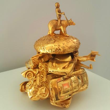 Trump Burger II (Profile)