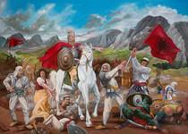 ARMANDO ALEMDAR ARA's Skanderbeg Project 2020/21