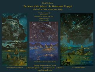 David C. Greene's 'Music Of The Spheres' Tryptch in full