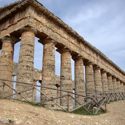 Escorted tour in Sicily