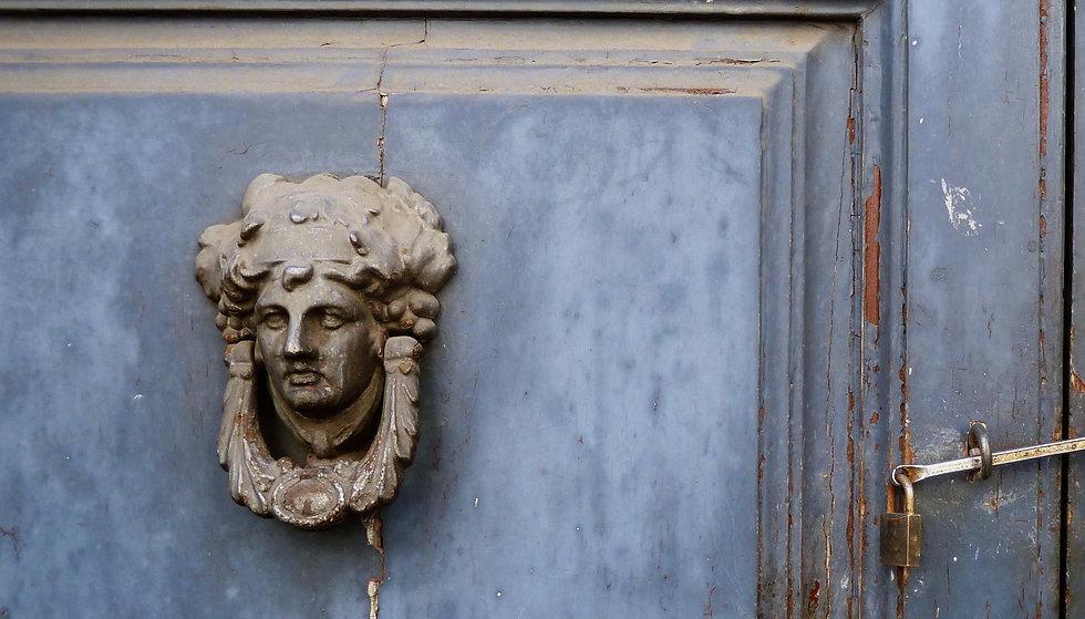 Door Knocker Sicily