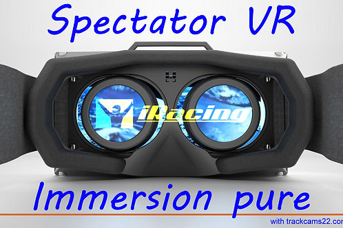 iRacing VR Experience