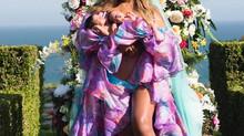 Beyonce Reveals the Twins Via IG