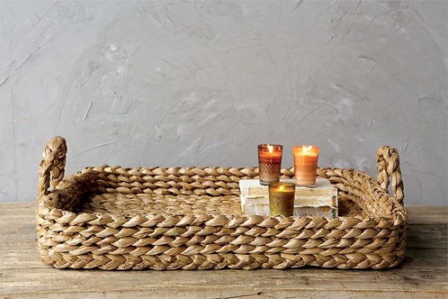 Bankuan Braided Tray with Handles