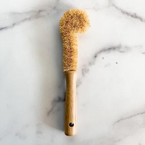 Coconut Fiber Bottle Brush