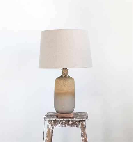 Reactive Glaze Lamp