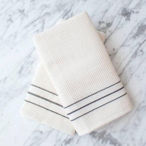 1930s Waffle Weave Dish Towel