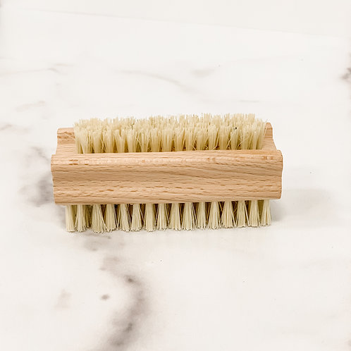 Double-sided Nail Brush