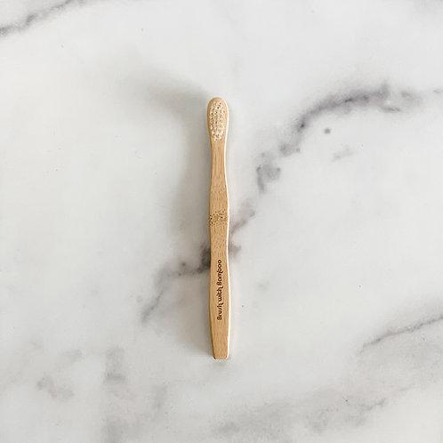 Bamboo Toothbrush - Kids