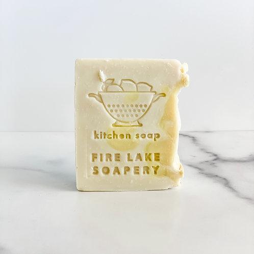 Lemon Kitchen Soap Bar
