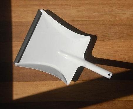 White Metal Dustpan