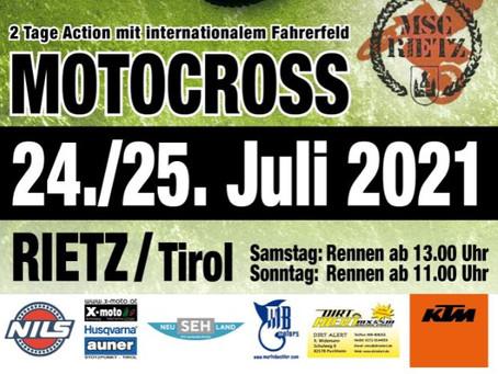 KTM KINI Alpencup - 24./25. Juli 2021