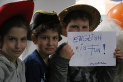 Angličtina deti 1
