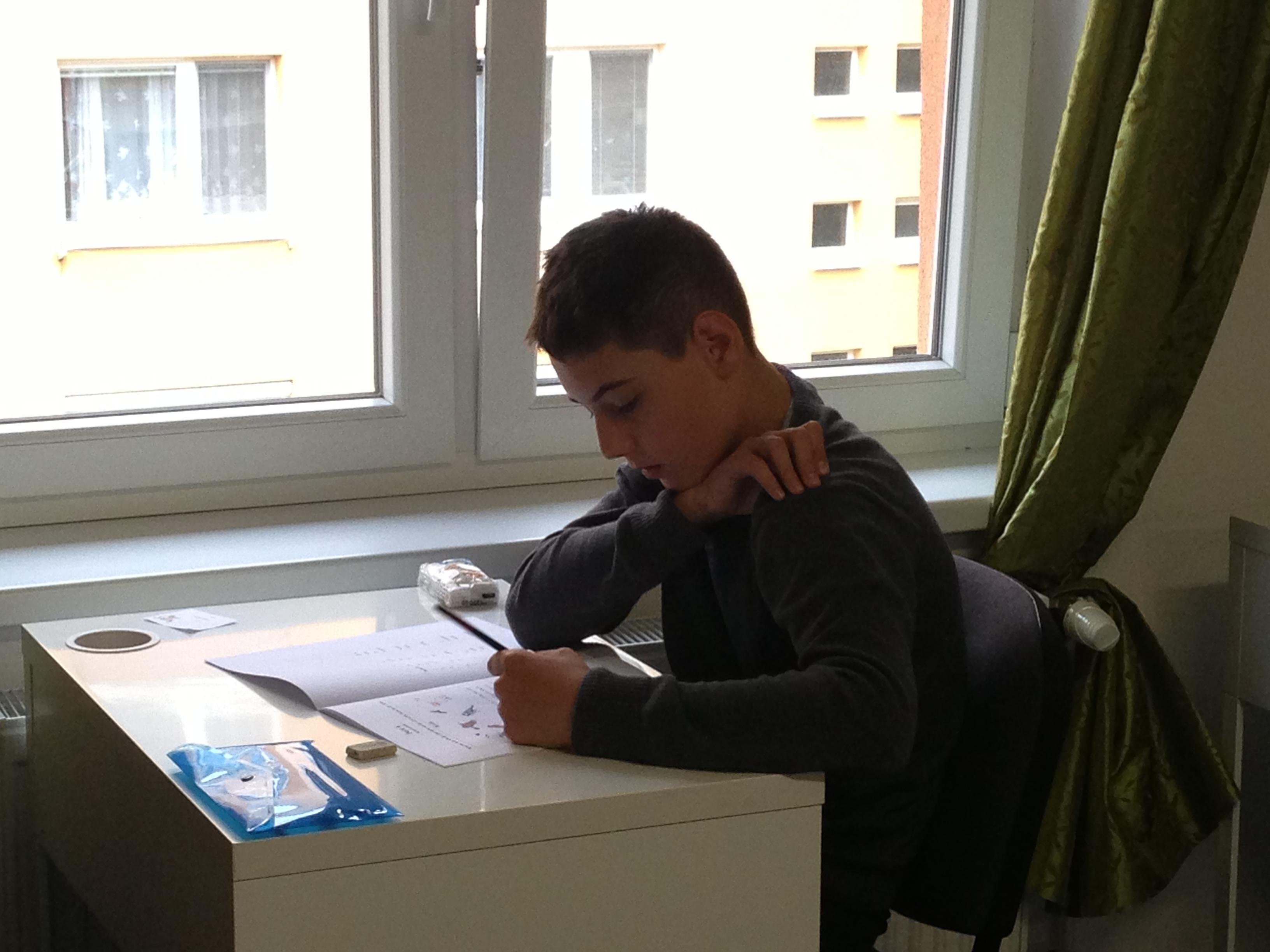 Testy Flyers Trenčín