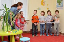 Kurzy angličtiny pre deti divadielko