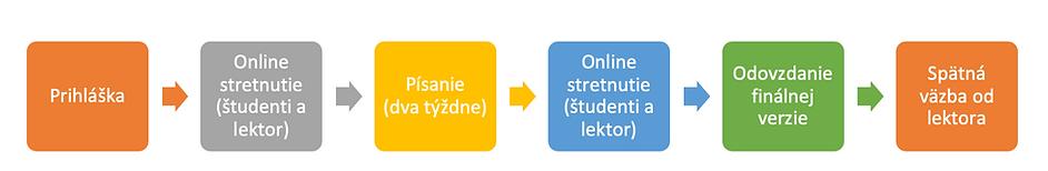 Writing Academy Steps