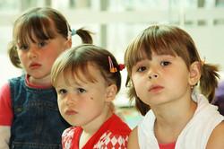 Kurzy pre deti, Julka, Miška, Sandra