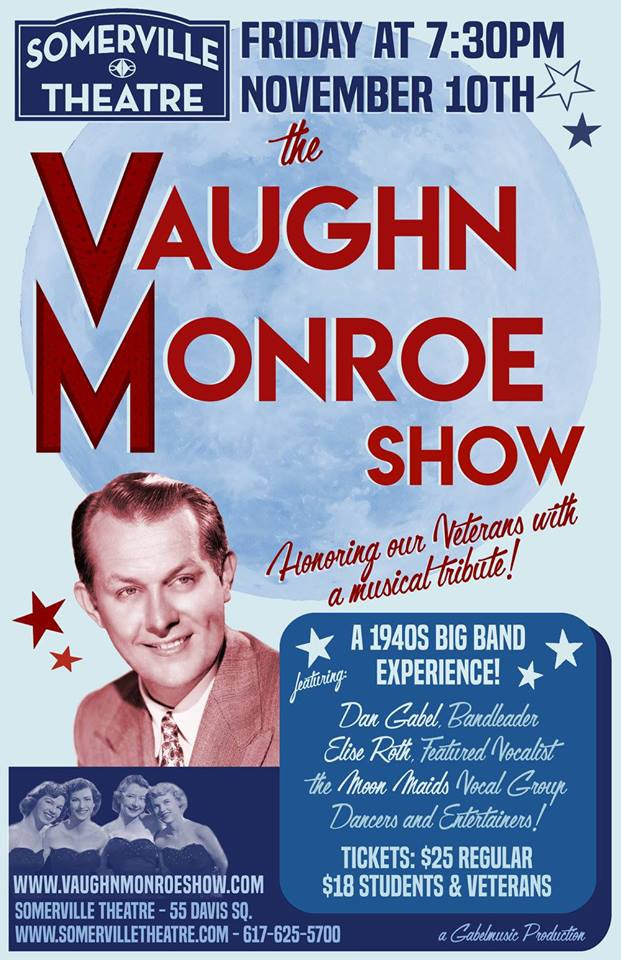 "Touring in ""THE VAUGHN MONROE SHOW"""