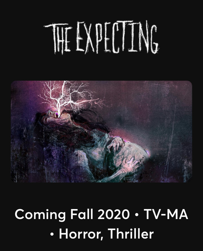 """Upcoming Quibi Series, """"THE EXPECTING"""", features Steve Gags in a Principal Role"""