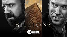 "Co-starring on ""BILLIONS"""