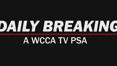 "Interview on WCCA's ""DAILY BREAKING"""
