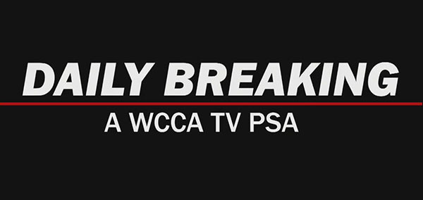 """Interview on WCCA's """"DAILY BREAKING"""""""