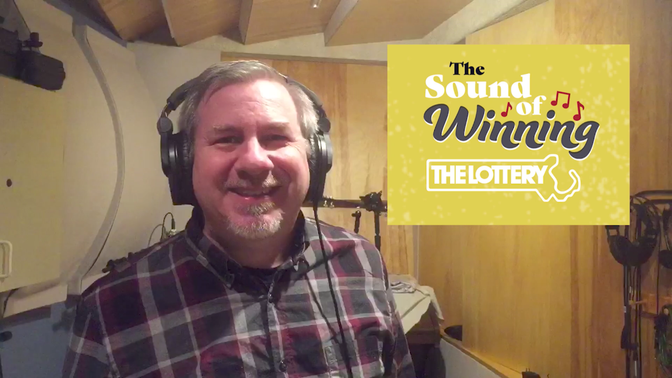 Finalist in the MA State Lottery's SOUND OF WINNING Jingle Contest
