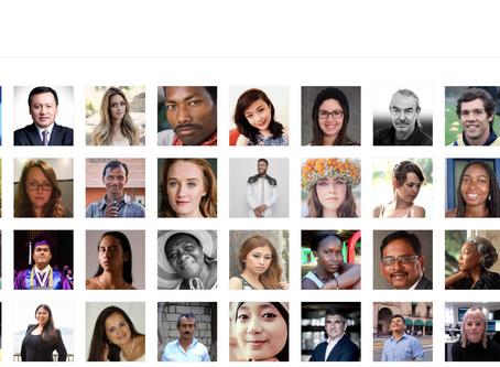 Diverse UI : des photos de profils gratuites pour vos créations