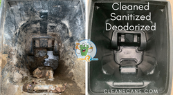 Cleaned Sanitized Deodorized