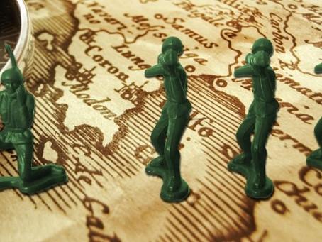 Managing Troops vs Managing Employees