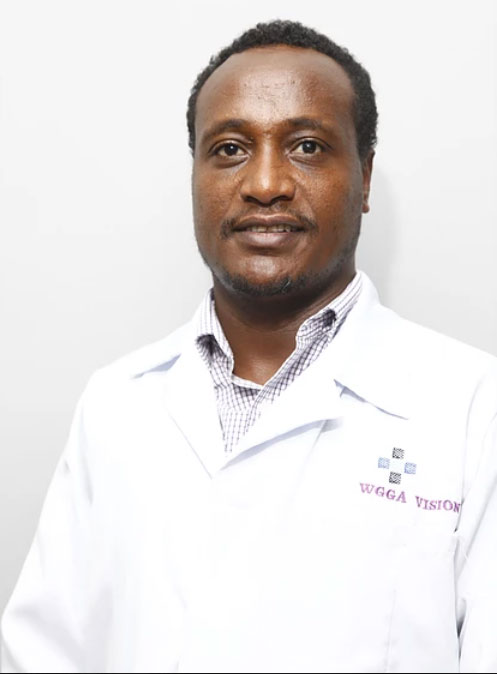 Dr. Girum WoldeGebreal