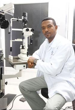 Dr. Sadin Hailu
