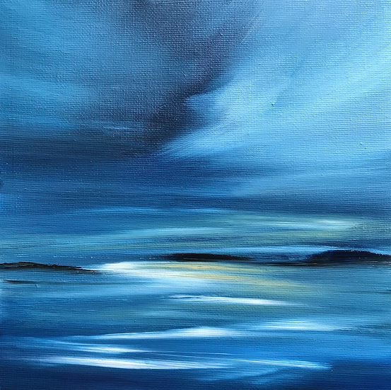 Uisken in Blue