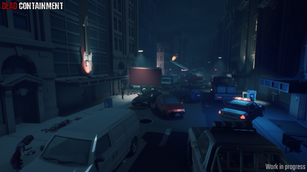 Dead Containment - Level 2 Streets