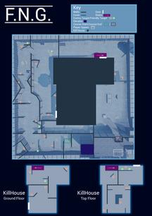 F.N.G. - Level Layout