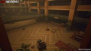Dead Containment - Level 2 Boss Arena
