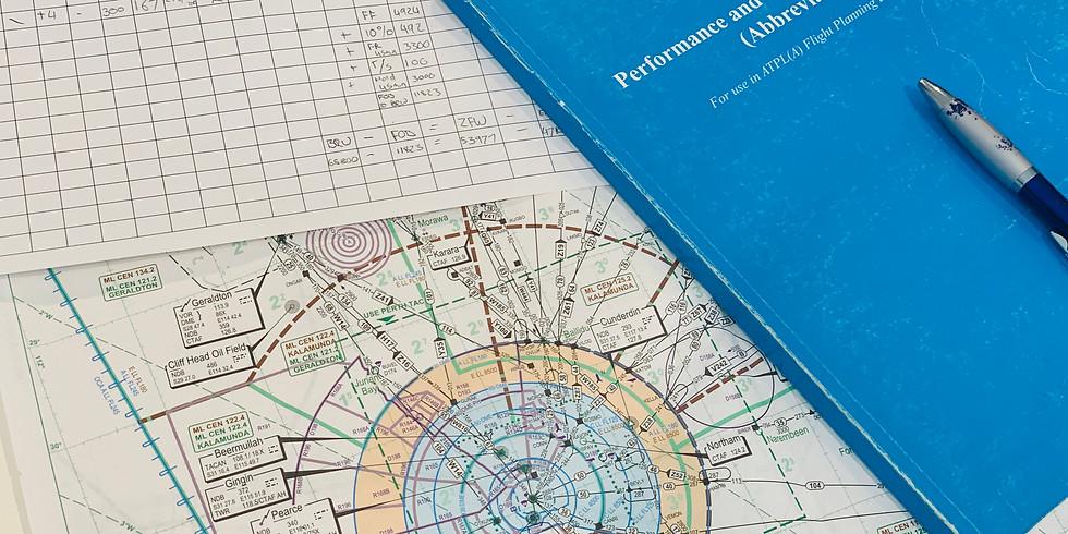 ATPL Flight Planning (Full Time)