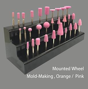 Mold-Making Grinding Wheel Bay Union 砂輪 精密砂輪 成行砂輪 平面砂輪 外徑研磨 內圓研磨 MIT