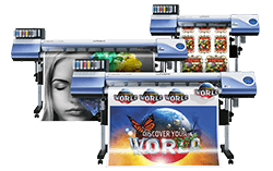 VersaCAMM VSi | Stampa e taglio