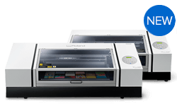 Serie VersaUV LEF2, NUOVE stampanti Flatbed Desktop UV